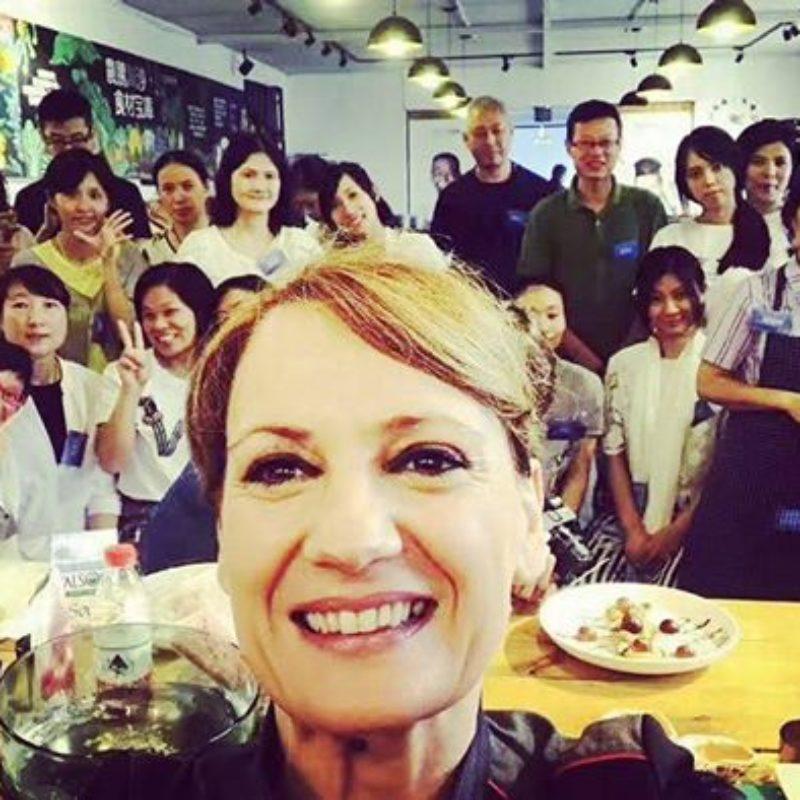 Corso di Cucina Naturale/vegan  a Shanghai 5-8 agosto 2017