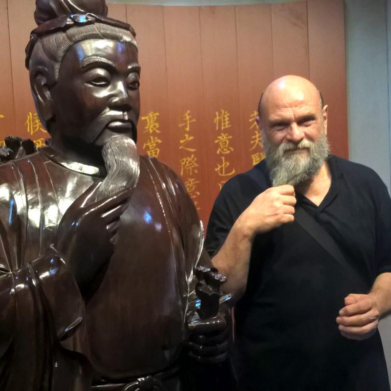 Museo di Medicina Tradizionale Cinese di Hangzhou (Cina)