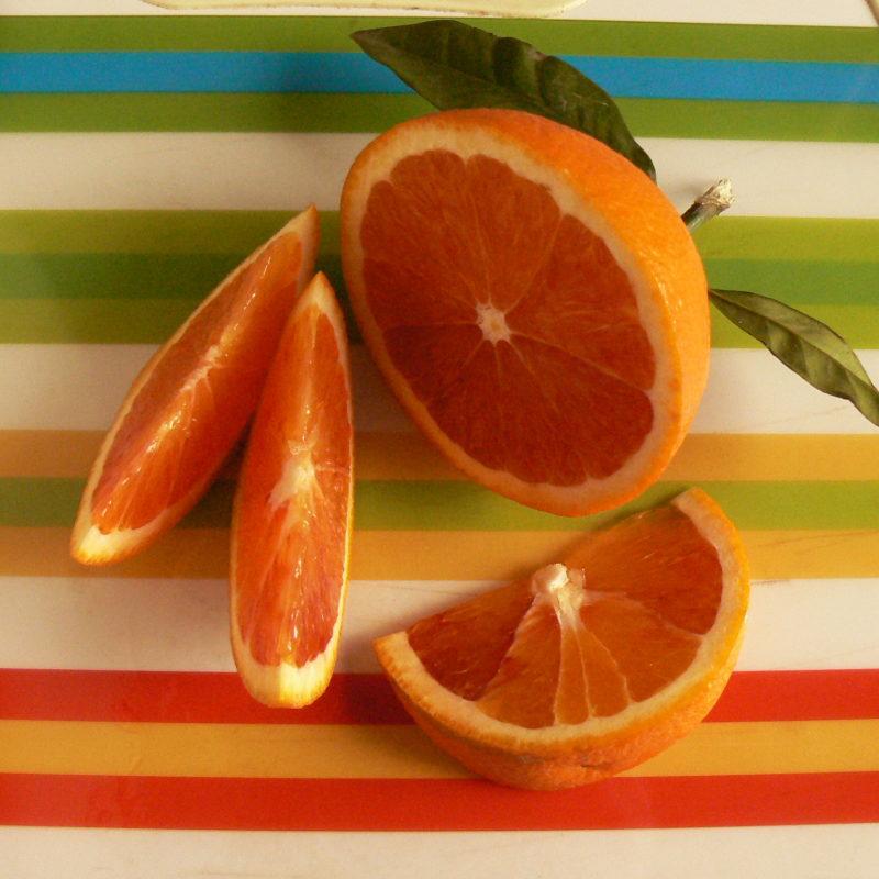 Arancia utile in sindromi febbrili ma… non nel raffreddore!