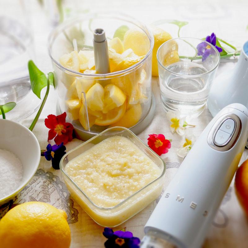 Come fare in casa il detersivo piatti al limone