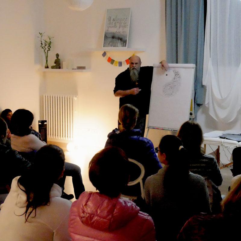 Ringraziamo il centro Amare Yoga e i partecipanti alla conferenza!