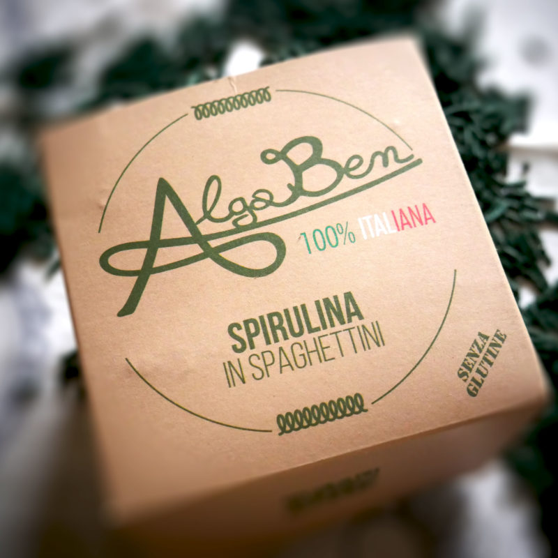 """Alga Ben"" alga spirulina italiana"