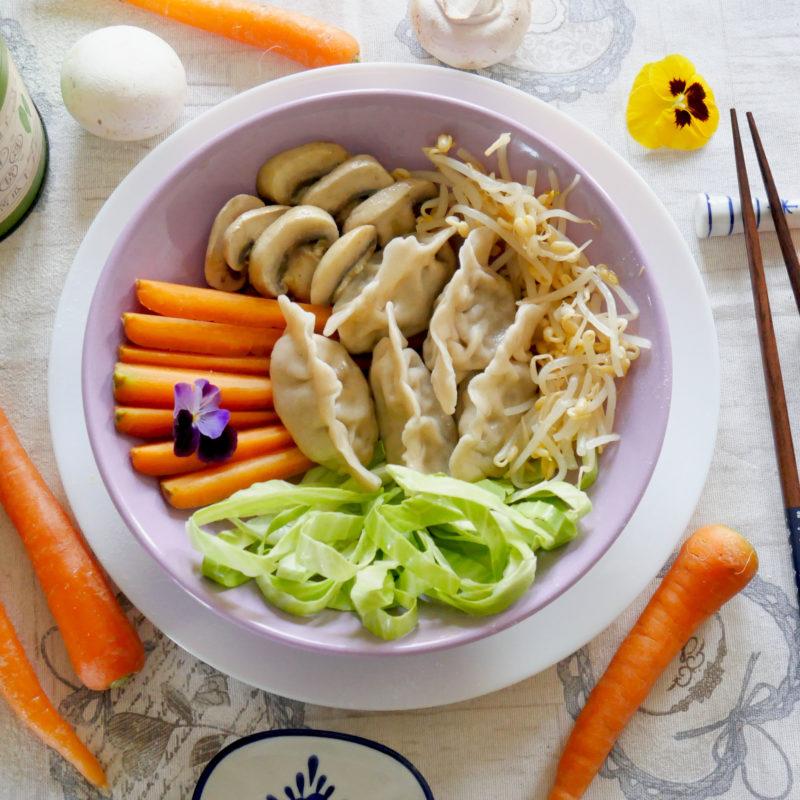 """Come fare i """"Dumpling"""" i Ravioli Cinesi"""