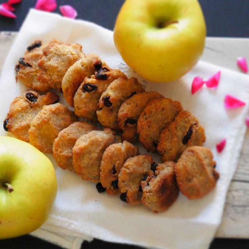 Biscotti golosi senza glutine e senza zucchero!