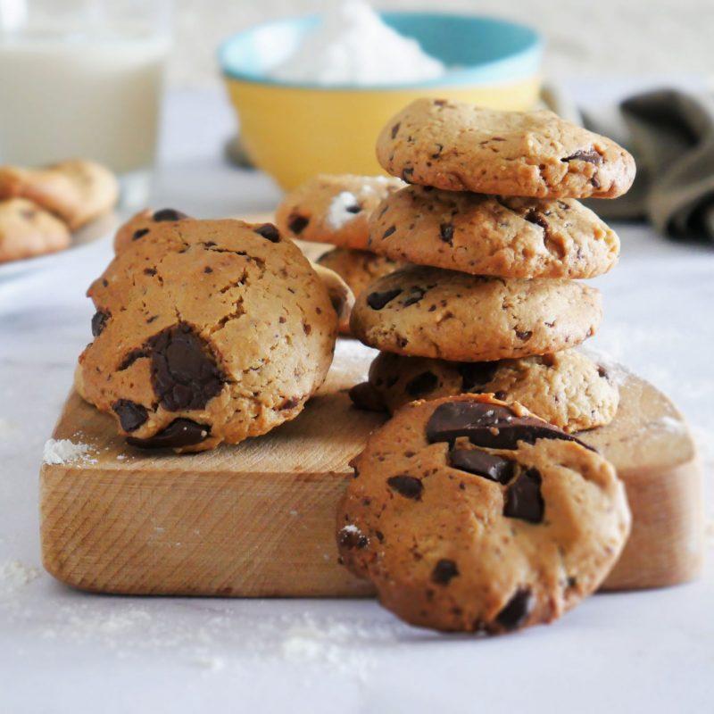 Biscotti con Cioccolato e Yogurt